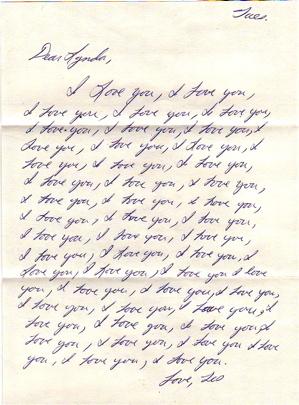 50 Most Precious Love Letter