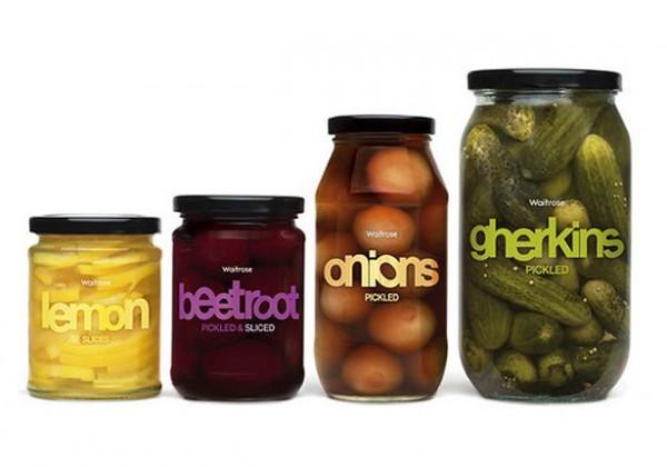 Packaging Designs on Bottels