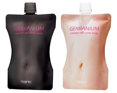 Germanium Packaging Designs