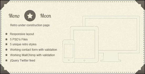 Mono Moon Under Construction Page