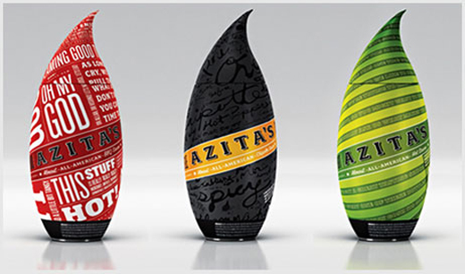 Hot packaging designs