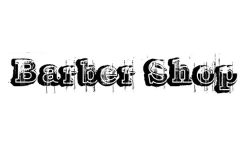 Barber Shop font