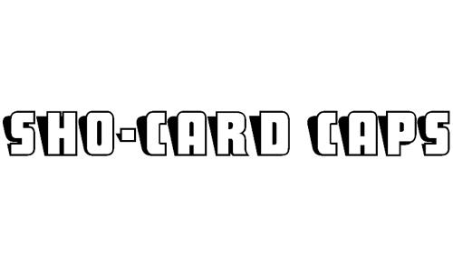 Sho Card Caps Font