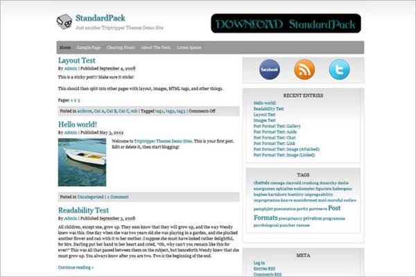 standardpack
