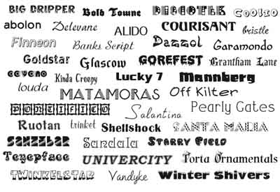 20+ Cool Fonts Of MS Word – Themes Company – Design Concepts