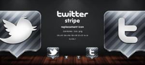 striped twitter
