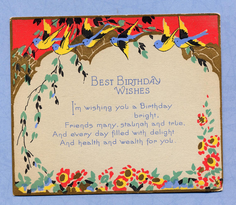 Best Birthday Wish For Friend
