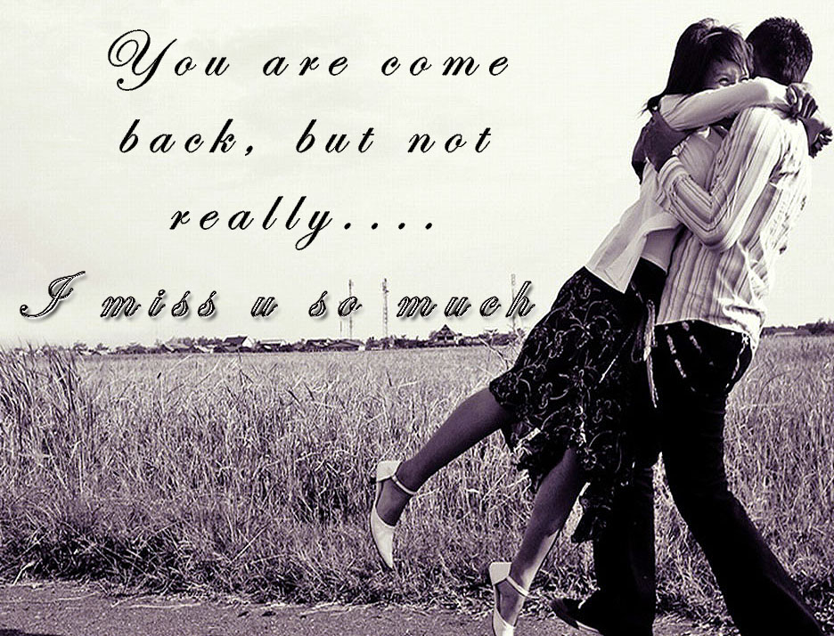 Heart Touching Miss You Quotes For You - Themes Company
