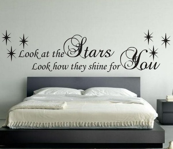 Creative and Inspiration Wall Quotes For Bedroom – Themes ...