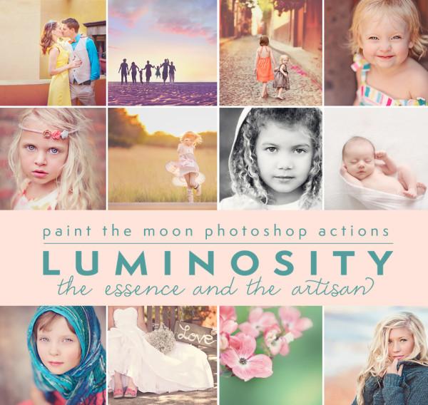 Luminosity Photoshop Actions