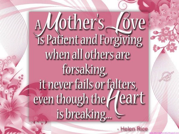 Heart Touching And Very Impressive Happy Mothers Day