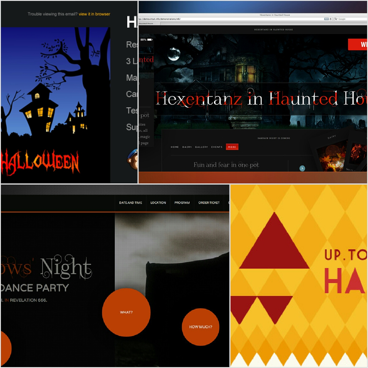Halloween Resources for Designers