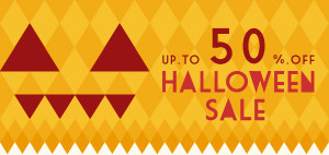 Halloween Sale Responsive Email Template from Themeforest